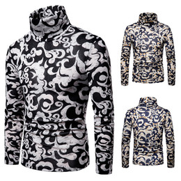 Wholesale christmas jackets men for sale – winter Sweater Men Christmas Long Sleeve Cotton Blend Winter Sweater Pullover Thin Sweatshirt Men Jackets Turtle Neck Clothing Hot