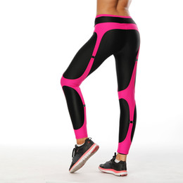 Womens Yoga Pants Australia - Printed Sport Leggings Running Women Yoga Pants Stretched Gym Clothes Quick-Drying Fitness Leggings Womens Fitness Pant