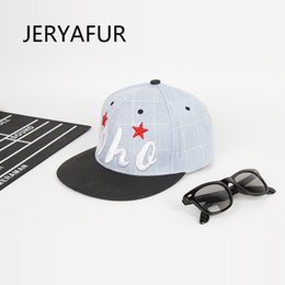 9f8241e2c7b 2018 JERYAFUR Summer Korean Men s Women s Casual Leisure Hip-hop Baseball  Cap Who Letters Embroidery Sun Visor Cap Snapback Hat