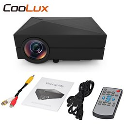 pixel pocket 2018 - Coolux Pocket GM60 Mini Projector 1000Lm 800 x 480 Pixels Supports 1080P HD Projection for Home Theater Cinema LCD LED P