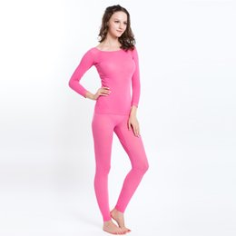 Wholesale thermal long johns for sale - Group buy Body S Slim Graceful Girdle Shapewear Super Elastic Couples Ultrathin Thermal Women Underwear Long Johns Seamless Body Suit