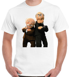 Old Man T Shirts NZ - Details zu The Muppets - Grumpy Old Men - Mens Funny T-Shirt Funny free shipping Unisex Casual gift