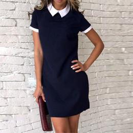 $enCountryForm.capitalKeyWord NZ - Women Summer Hot Sale Bandage Bodycon Short Sleeve Short Mini Dress Party Casual Dress Four Colors Size S-XL