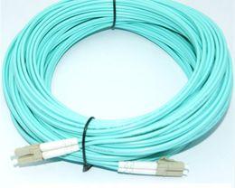 $enCountryForm.capitalKeyWord Australia - 25m LC-LC LC UPC-LC UPC Multi-Mode OM3 Fiber Cable Multimode Duplex Fiber Optical Jumper Patch Cord