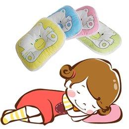 Pillow 33*18cm Cartoon Baby Pillow Pp Cotton Baby Head Protection Pad Toddler Headrest Pillow Baby Sleep Positioner Anti Fall Cushion Selling Well All Over The World