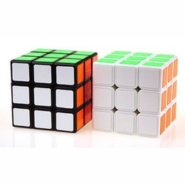 China Mini Magic Rubik Cube Puzzle cube 3x3x3cm Game Rubik Learning Educational Game Good Gift for children Educational Toys suppliers