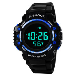 $enCountryForm.capitalKeyWord UK - wholesale Fashion multi-function watch men's electronic watches negative display black face black screen large-screen sports watch 53-783