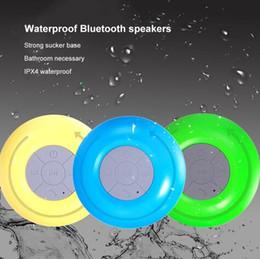 $enCountryForm.capitalKeyWord Australia - Mini Wireless Bluetooth Speaker Waterproof Subwoofer Car Handsfree Music HIFI Mic Suction For Android for iphone 8