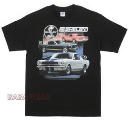 Cars ford gt online shopping - Ford Shelby Cobra Mustang T Shirt Black Car Auto GT BABA