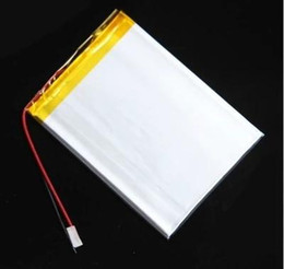 3.7v tablet NZ - 3.7V 3000MAH Polymer lithium ion Battery For Android Tablet PC Q88 PBB010