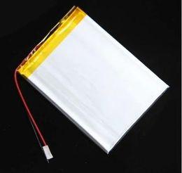 Ingrosso Batteria agli ioni di litio del polimero 3.7V 3000MAH per tablet PC Q88 PBB010 di Android