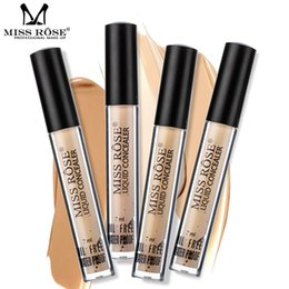 $enCountryForm.capitalKeyWord UK - Dropshipping New Miss rose professional makeup 6 colors concealer 7ml gives skin instant radiance in stock