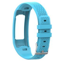 $enCountryForm.capitalKeyWord UK - Large Sport Silicone Watch Band Strap Bracelet For Garmin Vivofit 1 Vivofit 2 Wristband bracelet Wrist Strap Smartwatch accesso