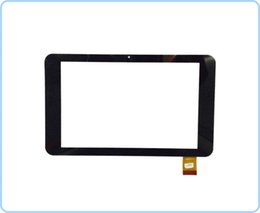 touch screen digitizer chinese Canada - New Black 7'' Touch Screen Digitizer Glass For Cube U21GT (P N:070305-01A-V1) Tablet PC
