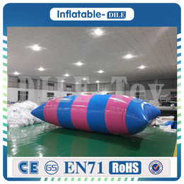 $enCountryForm.capitalKeyWord NZ - Free Shipping 7m*3m Inflatable Blob Jumping Water air bag,inflatable water jumping pillow With One Pump(Size:700x300cm)