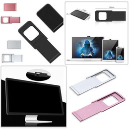 $enCountryForm.capitalKeyWord Australia - Hot Webcam Camera Protector Cover Shield For Notebook Laptop Tablet Smartphone Gift