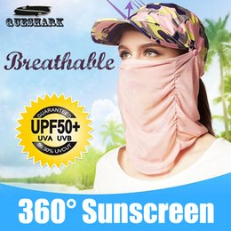 Face Mask Hiking NZ - Summer Sunscreen Anti -Mosquito Fishing Hat With Mesh Veil Outdoor Camping Hiking Cap Breathable Sunshade Cycling Face Mask Hat
