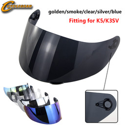 Uv lens cover online shopping - Hot promotion AG K5 K3SV k1 Motorcycle Helmet visor for Shield casco Capacetes Parts Full Face Lens anti scratched and an uv