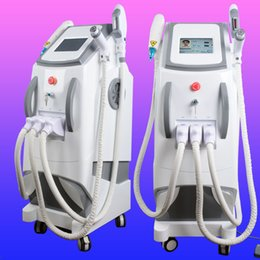 Laser Tattoo Removal Ce NZ - elight laser hair removal machine q switch laser tattoo machine Most popular beauty equipment CE approval