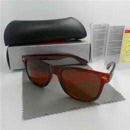 $enCountryForm.capitalKeyWord NZ - High quality 5pcs Brand Designer Fashion Beach Men women Sunglasses UV Protection Outdoor Sport Vintage Retro Eyewear With box mix order