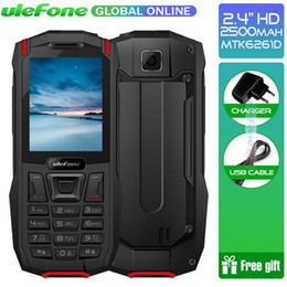 "$enCountryForm.capitalKeyWord NZ - Ulefone Armor Mini Waterproof IP68 Outdoor Mobile Phone Wireless 2.4"" MTK6261D 2500mAh 0.3MP Dual SIM Rugged Phone 32MP RAM Mobile Phone"