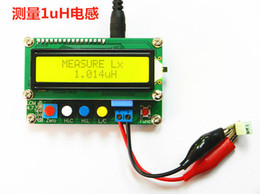 $enCountryForm.capitalKeyWord NZ - Freeshipping Digital LCD Capacitance meter inductance table TESTER LC Meter Frequency 1pF-100mF 1uH-100H LC100-A + Test clip