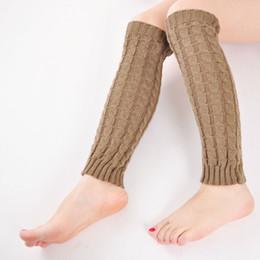 Underwear & Sleepwears Faroonee 2018 Fashion Women Ladies Winter Knit Crochet Leg Warmers Knee High Trim Boot Legging Warmer Stretch 7c0756 High Quality Goods Leg Warmers