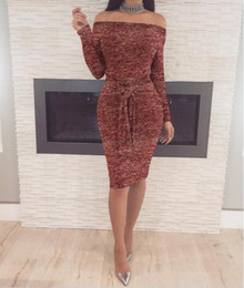 $enCountryForm.capitalKeyWord Canada - New Fashion Womens embroidery Elegant Vintage Dobby fabric Hollow out embroidered Ruched Pencil Bodycon Evening Party Dress