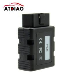 Toptan satış Yeni PSA-COM PSACOM Lexia-3 PP2000 Lexia 3 Bluetooth Teşhis ve Programlama Aracı Değiştirme ücretsiz kargo ile