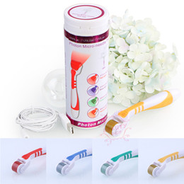 Derma Rollers Sale Australia - Best sales skin care micro derma roller for spa & home use roller Anti wrinkle Equipment