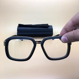 2b1791bbcc3c Planks Sunglasses Australia - Luxury- Legends Frame Sunglasses Round Black  Frame Clear lenses Plank Sun