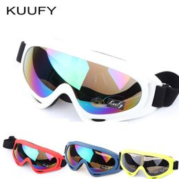 $enCountryForm.capitalKeyWord NZ - Wholesale-KUUFY Color Professional snow Windproof X400 UV ProtectionOutdoor Sports anti-fog Ski Glasses Snowboard Skate Skiing Goggles