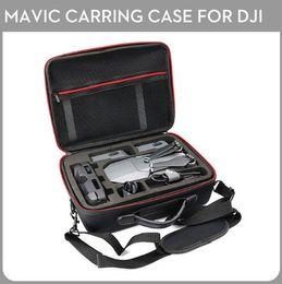Bolsa de drone para DJI MAVIC PRO BOLSO DE HOULTAS Caja Protector EVA Impermeable Caja de almacenamiento portátil Bolso de shell para MAVIC PRO en venta