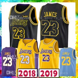 18 19 nEW 23 LeBron James Basketball Jerseys 2018-2019 Men s Los Angeles 77  Luka Doncic 22 DeAndre Ayton 2018 New Fashion Mens polo shirt 644ab9b7e