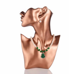 Free Shipping!! New Arrival Fashionable Necklace Holder Necklace Mannequin Torso Hot Sale on Sale