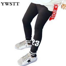 Pants Sports Wear Cotton NZ - Boys School Sweatpants Children's Wear Pants 2018 Spring Cotton Children Clothes Leggings Sport Girl Kids Trousers