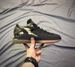 ShoeS amazing online shopping - AIR XXX2 Low MVP Black Cat Pure Platinum Tiger Camo MAN BASKETBALL S sports SHOES amazing quality