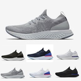 Discount cheap sale athletic shoes - 2018 Hotsale Epic React Womens Mens Running Shoes Instant Go Fly Breath Comfortable Sports Boosts On Sale Men Women Athl