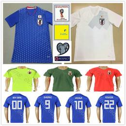 c9c17ec0584 Blank purple footBall jersey online shopping - 2018 World Cup Japan Soccer  Jersey OKAZAKI KAGAWA HASEBE