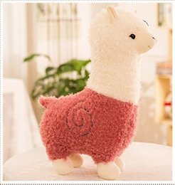 $enCountryForm.capitalKeyWord Canada - Kawaii Rainbow Alpaca Plush Doll Toys Cute Llama Alpacasso Stuffed Toys Japanese Stuffed Animals Doll Children Kids Gift