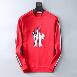 Venta al por mayor de 2018 nueva moda otoño e invierno de hip hop con capucha de los hombres Crooks y Castles con capucha de manga larga marca casual de la camiseta de los hombres sudadera