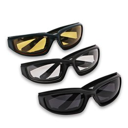 China Universal Ski Motorcycle Goggles With Glasses Lens Retro Motorcycle Goggles Vintage Protective Motocross Off-Road Riding Glasses cheap clear lens ski goggles suppliers