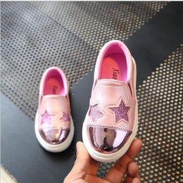 ca44275bb2f4 Kids School Shoes Girls Canada - 2018 New Spring Autumn Children s Sports  shoes Kids School Sneaker