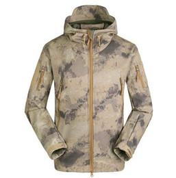 Jackets xxxl waterproof online shopping - Waterproof Breathable Softshell Jacket Men Outdoors Sports Coats Women Hiking Windproof Winter Outwear Soft Shell jacket A01