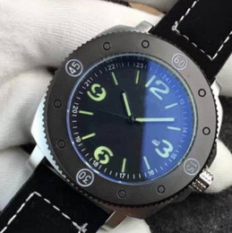 Pam steel online shopping - Military Brand Firenze Pam Men s Watch Luxury Stainless Steel Acciaio Retro Pam604 Leather Watches m waterproof Diving watch