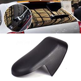Крышка лобового стекла автомобиля Крышка стеклоочистителя для Porsche Cayenne 2003-2010 Крышка гайки крышки заднего стеклоочистителя AAA290