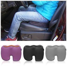 $enCountryForm.capitalKeyWord Australia - Warm Car Seat Cover Cushion Universal Memory Foam Front Car Chair Pad Vehicular Auto Accessorie Winter Seat protector
