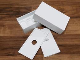 Nouveaux boîtiers de vente au détail vides pour iphone 5 5s SE 5c 6 6s 7 8 plus X Boîte de téléphone mobile pour Samsung Galaxy S4 S5 en Solde