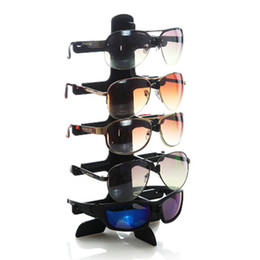 8ed178bc48 Sunglasses Plastic Frame Display Stand 5 Layers Glasses Eyeglasses Colorful  Eyewear Counter Show Stands Holder Rack sunglasses displays promotion