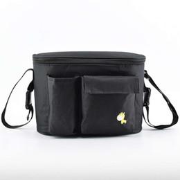 Chariot, sac à main, produits pour la mère et le bébé, porte-bébé, sac à momie et doublure en coton perlé épaissie. en Solde